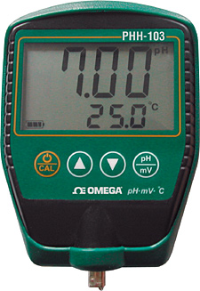 PHH-103A : Portable pH/mV Temperature Meter