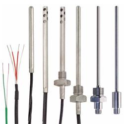 Sondas termopar industriales