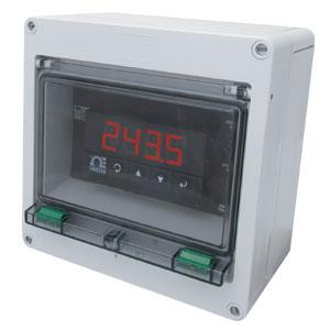 Indicador controlador de montaje en pared PID | Serie CNi8C-EN