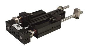 DLT SERIES Robohand Thruster Slides, Linear  Motion Actuators and Slides | DLT Series Linear Thruster Slides