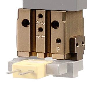 Pneumatic Parallel Grippers, Short Stroke Gripper   DPDS Series Small Parallel Gripper