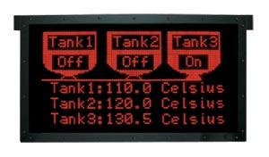 Terminales gráficas Serie G3_HMI_BFD | Interfaz hombre-maquina (HMI, por sus siglas en inglés) de la serie G3