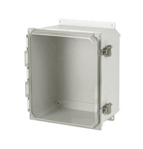 Armario éléctrico de fibra de vidrio | Serie OM-AMU