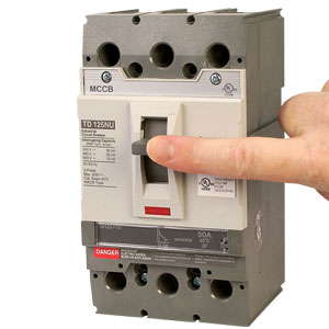 MCCB-UL 489 Listed Molded Case Circuit Breakers   TDTS Series MCCB