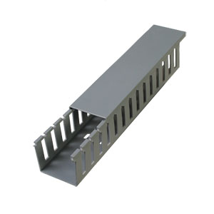 Wire Duct, Cable Management, Wiring Duct, Wire Channel, PVC Wire Raceway | WD Series Wire Duct