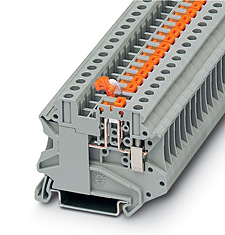 Screw Connection and Component Terminal Blocks | XBUT4TG/XBUT4MT/XBUKK4DIO Series