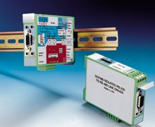 Fully Isolated RS-232/RS-485 Converters | DCP-485