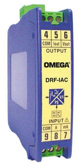 Acondicionadores de señales de entrada Serie DRF-IDC_IAC | DRF-IDC, DRF-IAC