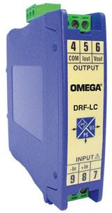 Acondicionador de señal de células de carga por catalogo | DRF-LC