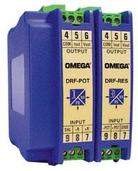 Acondicionadores de señal de entrada   | DRF-RES