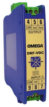 Acondicionadores de señales de entrada Serie DRF-VDC_VAC | DRF-VDC, DRF-VAC