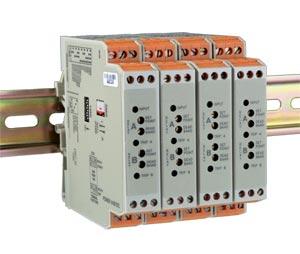 Acondicionador de señal de montaje sobre riel DIN | Serie DRG-SC