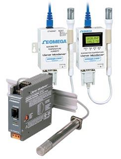 Transmisor de presión barométrica, temperatura y humedad | Serie iBTHX y  iBTX