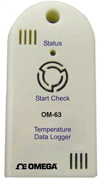 Registrador de datos de temperatura | OM-63
