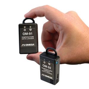 Registrador de datos de temperatura & humedad    OM-90_Series