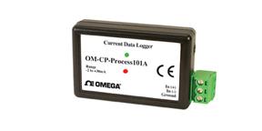 Registrador de datos de corriente DC   OM-CP-PROCESS101A-20MA and OM-CP-PROCESS101A-160MA