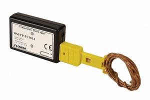 Registrador de datos de termopar | OM-CP-TC101A