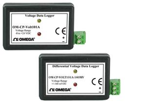 Registrador de datos de voltaje | OM-CP-VOLT101A