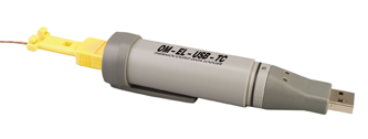 Registrador de datos para termopar | OM-EL-USB-TC