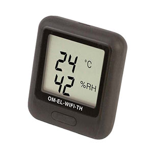 Data logger wifi para temperatura y humedad | OM-EL-WIFI-TH y OM-EL-WIFI-TP