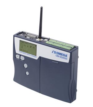 Registrador de datos universal portátil   Serie OM-SQ2020