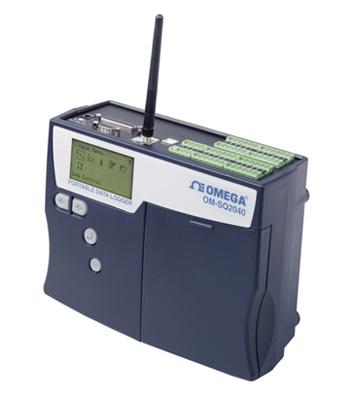 Registrador de datos universal   OM-CP-SQ2040