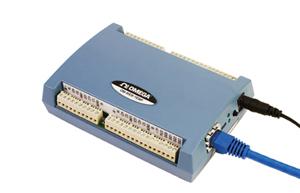 Módulo de medición de temperatura con 8 canales y servidor web | OM-WEB-TEMP