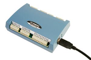 24-Bit Multifunction USB Data Acquisition module | OMB-DAQ-2408 Series
