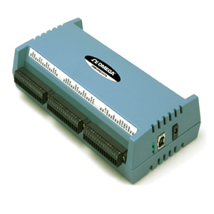 Módulo de adquisición de datos y control por computadora | Serie OMB-DAQ-2416