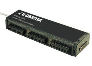 Voltage or thermocouple input high speed DAQ system   OMB-DAQ-3000, OMB-DAQ-3001 and OMB-DAQ-3005