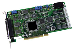 110 KS/s 12-Bit High Performance Analogue and Digital I/O Boards | OME-PCI-1202L and OME-PCI-1202H
