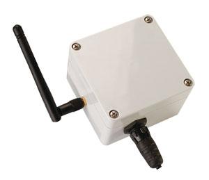 Transmisor de proceso inalámbrico para sensores con salida de voltaje o corriente | UWPC-2-NEMA