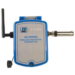 Transmisor inalámbrico de humedad y temperatura IP67 | UWRH-2A-NEMA-M12 Series