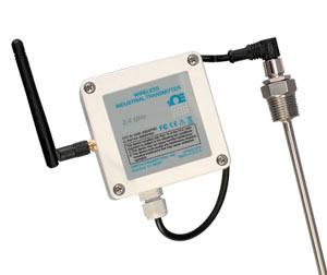 Transmisores Pt100 RTD inalámbricos | UWRTD-2-NEMA