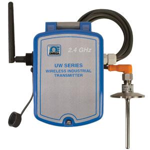 Transmisor inalámbrico de temperatura | UWRTD-2A-NEMA Series