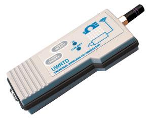 convertidor/conector de RTD a inalámbrico | Serie UWRTD