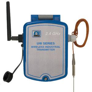 Transmisores de temperatura inalámbricos para termopares. Resistentes a la intemperie | Serie UWTC-2A-NEMA