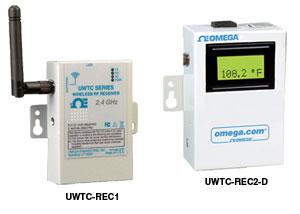 Receptores de conector/transmisor inalámbricos | Serie UWTC-REC