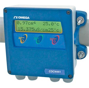 Conductivity or Resistivity Controller | CDCN441