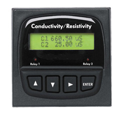 Dual Channel Conductivity/ResistivityController | CDCN-91