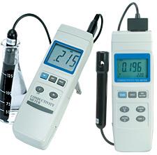 Medidor de conductividad y TDS | CDH221 and CDH222