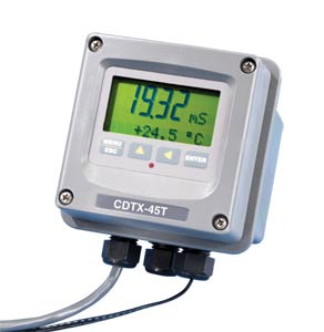 Sistema de conductividad toroidal | Serie CDTX-45T