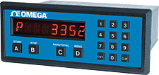 Batch Controller with Two Stage Valve Control | DPF-310 Series