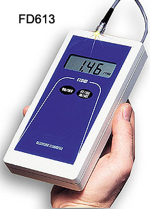 Caudalímetros ultrasónicos serie FD613_614 | Serie FD613