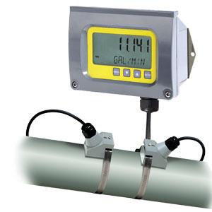 caudalímetro no intrusivo ultrasónico de líquidos | FDT-40 Series