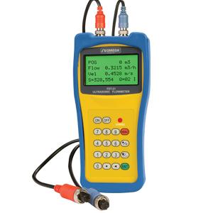 Caudalímetro ultrasónico portátil por catálogo | Serie FDT-21