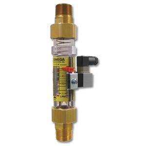 Easy-View Flow meters with Adjustable Flow Alarm | FL9000-AC Series
