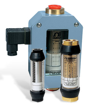 Variable Area Liquid Flowmeters | FLMH and FLMW Series