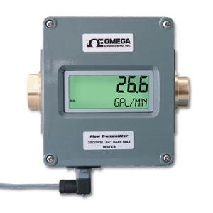 Caudalímetro con salidas analógicas | Serie FLR