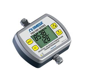 Transmisor de temperatura/velocidad del aire   Serie FMA1000